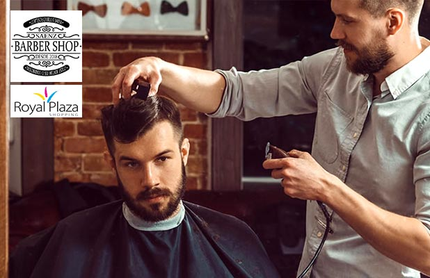 Corte Masculino e Barba (Royal Plaza Shopping)