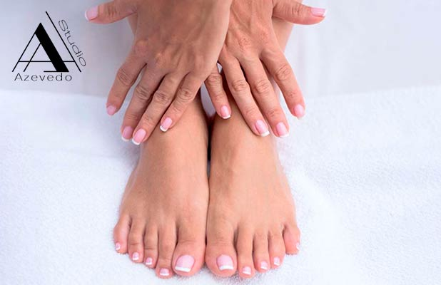 Manicure e Pedicure no Studio Azevedo (Quebec)