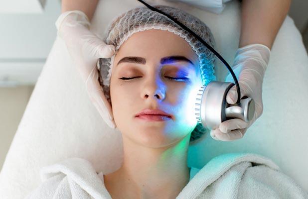 Resultado de imagem para limpeza de pele fotonica
