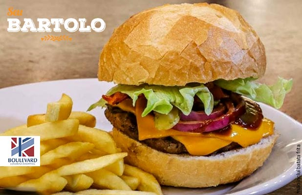 Burger do Bartolo (Shop. Boulevard)