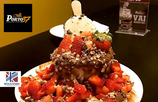 Grand Brownie no Porto 37 (Shopping Boulevard)