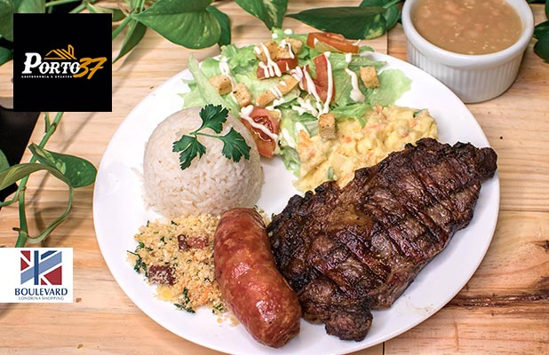 Churrasco no Porto 37 (Shopping Boulevard)