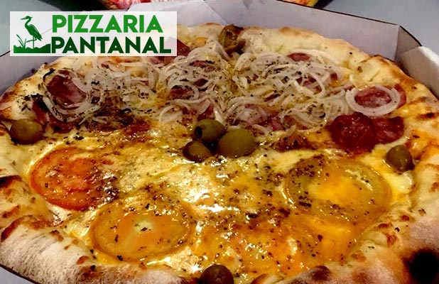 Pizza p/ Consumo no Local, Delivery e Retirada (Av. Europa)