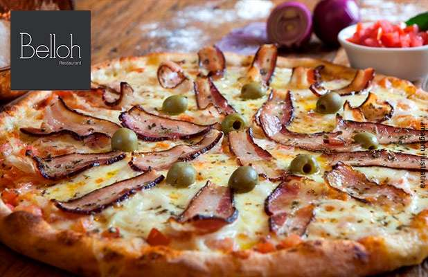 Pizza p/ Consumo no Local, Retirada ou Delivery